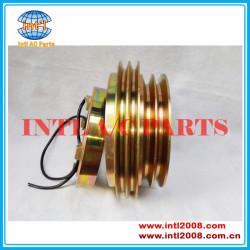 Conjunto Embreagem Compressor Bitzer / Bock Onibus Webastos / Recrosul 24 Volts VDC Polia 262mm Dupl