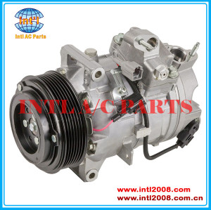 Four Seasons 68682 - A/C Compressor with Clutch Coil 63178556 CSE617 FOR Infiniti G37 QX70 Nissan