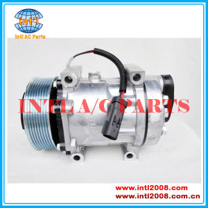 SD7H15 CO 4682 4721 4775 4330 A/C Compressor for 1994-05 Dodge Ram 2500 3500 5.9L Diesel 55055339AJ 55055339AH 4682 4721 4750 4775 4789 4829 4889 4899
