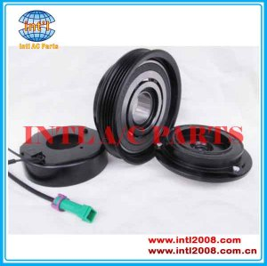 8832060700 883106A100 4472001712 4472005402 DENSO 10PA15L/10PA17C ac compressor clutch pulley for Toyota PHASE 2