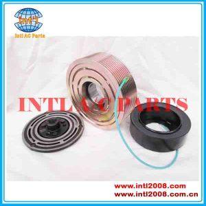Car air compressor magnetic clutch Sanden 7H15 10PK 124MM