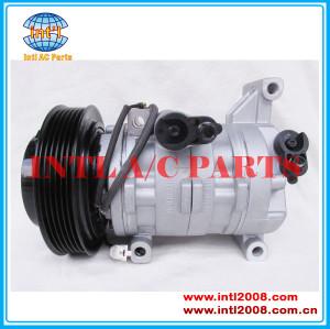 air ac conditioning compressor Mazda 3 1.3 1.6 2003-2009 BP4K-61-K00 H12A1AG4DY H12-A1A-G4DY BP4K-61-K00B BP4K61K00A BP4K61K00B