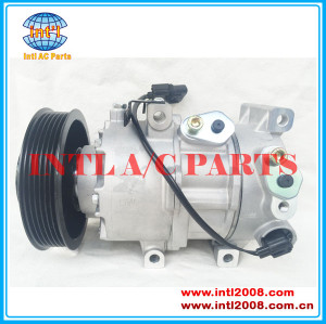 Car AC Compressor DVE12 for Hyundai i40/ ACCENT/ Kia Rio/ Kia K2 977013Z100 97701-3Z100 14-9776