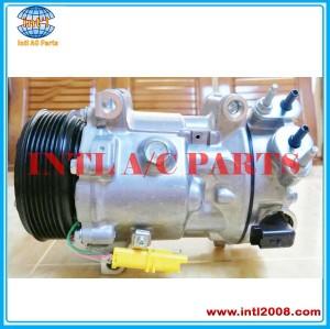 Sanden 7C16 car air conditioning compressor PEUGEOT CITROEN SANDEN 1322