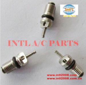 NUCLEO VALVULA SCHRADER PARA C-Valvula Schrader do Compressor R134a