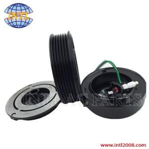 auto air compressor clutch for PXV16 for Land Rover Range Rover L322 4.2 4.4L 6pk 110mm 12v