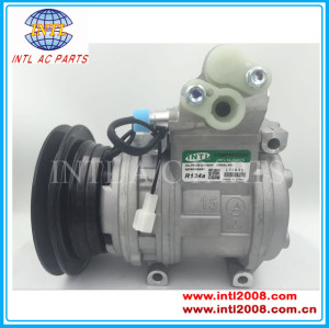 A/C Compressor 10pa15c for Mitsubishi Pajero 2.5 TD 3.0/Toyota Land Cruiser/4 Runner 3.0 90-00 MR149363 MR500877 88320-35300 88320-34010