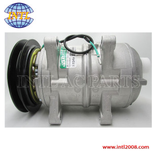 DKS17CH Ac compressor  ISUZU TRUCK 24V 1 GROOVE
