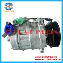 Compressor Modelo Denso VW Gol 7SDU16C Geração III AB9 Variave