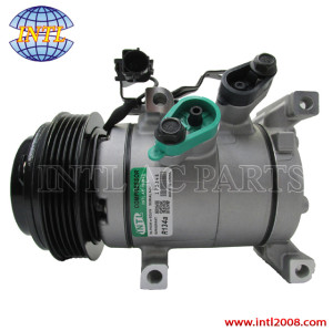 Auto A/C Compressor AC Compressor For Hyundai i10 F500QADAA03 F5009ADCA02 97701-B4000
