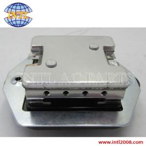 Heater Resistor Rheostat BLOWER RESISTOR Motor fan Air Conditioning 5 PIN for Isuzu /fiat
