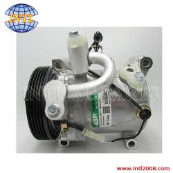 V08A0AA4AJ 9520080JA2 95200-80JA2 95201-80JA0 95200-80JA0 V08A0AA4AJ ac compressor for Suzuki SX4 Grand Vitara 229 L4 2.0L 5PK (compressor factory)