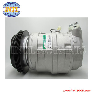 92600-48P00 AC compressor ZEXEL DKS16H -PV4 -143mm FOR NISSAN 300ZX 90-95 92610-48P00/92600-30P11/92610-48P01
