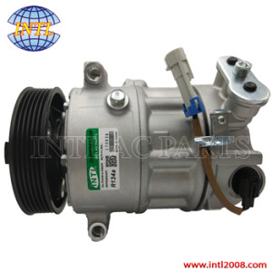 China supply Sanden PXE16 SD1603P Car / auto ac compressor for Opel Saab 08 13232305 13262836 6854109 Sanden 1603