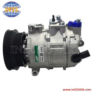 air conditioning compressor pump China factory for Audi TT/Seat Altea /Skoda Octavia/VW JETTA 2.5L /Touran 2.0 TDI 1K0820803J 447220-9352