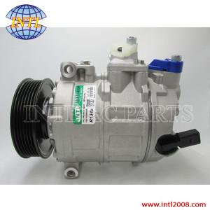 Compressor DENSO 7SEU17C for AUDI 1K0 820 859 S 1K0 820 803 A 1K0 820 803 E 1K0 820 803 F