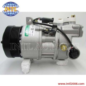 BMW 120D E87 2008  Auto AC Kompressor  5SE12C-6PK-100mm OEM#64526935613 447180-9590 447190-6255  China factory  making