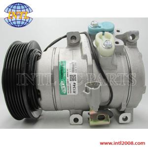 auto ac compressor Denso 10S17C China supply for Toyota Camry Highlander Solara 2.4L 88320-06080 8831048060 883200608084 4471709530