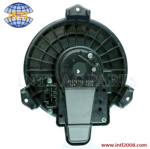 A/C BLOWER MOTOR AC272700-8083 72700-2103 87103-02210 for TOYOTA COROLLA 155X70MM 12V