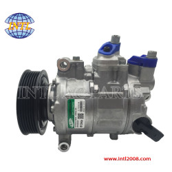 6SEU14C-6PK-100mm  air Compressor 8E0260805B 4F0260805AC 4F0260805AG 4F0260805N 447180-7720 447180-9500 147100-5580 8E0260805BA 8K0260805 China auto air conditioner factory