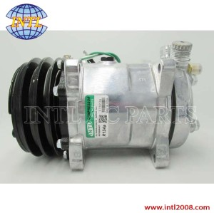 Universal ac Compressor Sanden 4509 4510 6664 508 8390 SD508 SD5H14 air conditioning Compressor with Clutch 2A