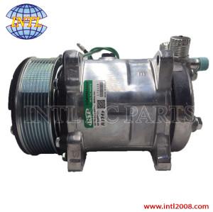 air conditioner Universal a/c compressor Sanden 508 5h14 SD5H14 SD508 12V 8pk pulley Brand new air con pump