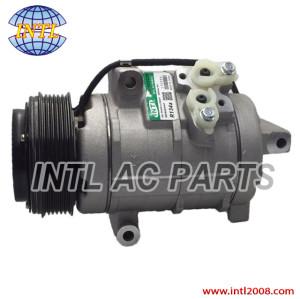 DENSO 10S20C auto car ac compressor Mazda CX-9 CX9 3.5L 6pk pv6 pulley 2007 2008 2009 2010 2011 2012 TD15-61-450A TD1561450A