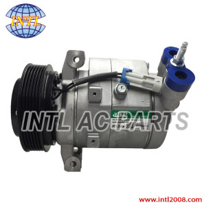 AC Compressor For 2010-2011 Chevy Equinox, Gmc Terrain 2.4l (New)