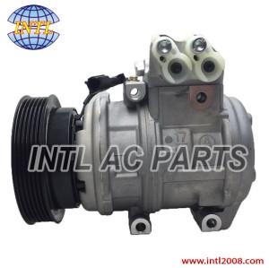 compressor Denso 10PA17C Hyundai Tucson 2.7/ Elantra 1.6/ Kia Sportage /carnival 2.7L 2004-2008 China manufacturer 16250-2920J 97701-1D100