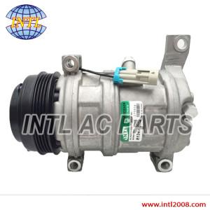 DENSO AC A/C Compressor for Cadillac Escalade /Chevrolet Avalanche/Express 1500 2500 3500/Silverado /Suburban/Tahoe/GMC Sierra /Yukon/ Savana/Hummer H2 2000-2008 10366545 89024905 89024907 471-0315 471-0316