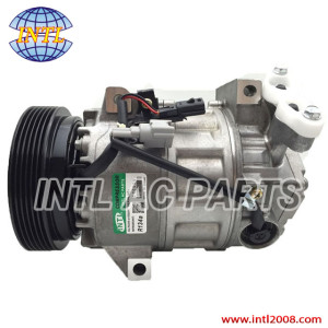 Compressor ac Valeo DCS-17EC DCS-17 for RENAULT 8200898810 8200898810A 8200720417