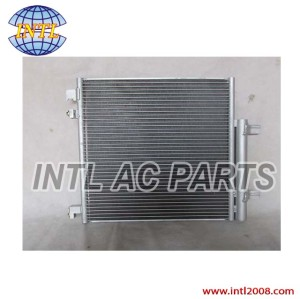 Parallel flow condenser FOR Chevy Chevrolet Spark LS/LT 4Cyl 1.2L 74/76CID 2013-2014 95326121 95999251 GM3030301 DPI 4184