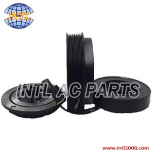 VS-18M VS18M VS18 977012B300 97641-3K220 auto a/c ac compressor magnetic clutch assembly 6pk pulley for Hyundai Kia