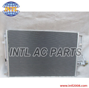 Auto a/c condenser with drier FOR Mercedes Benz Sprinter Volkswagen/VW crafter 68013633AA 2E0820413 2E0820413A 906500005