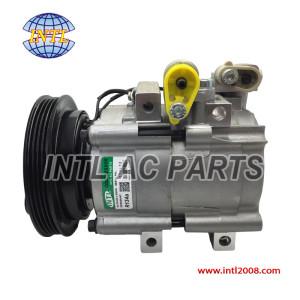 China manufacturer HS18 auto a/c Hyundai Trajet 2.0 2.5 2.7 H-1/Starex 2.4 compressor D4BH G4CS 2000-2007 977014A400 977014A800 97701-4A400 HYK264