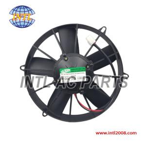 BUS A/C electric cooling motor fan auto radiator fan for minibus