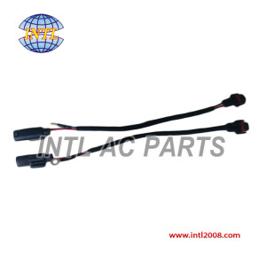 Denso 7SEU17C NEW A/C Compressor Electronic Control Valve Connector Wire Harness for Mercedes