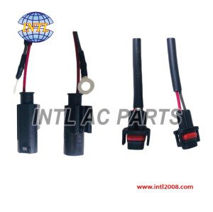 Denso 7SEU17C NEW A/C Compressor Electronic Control Valve Connector Wire Harness Mercedes