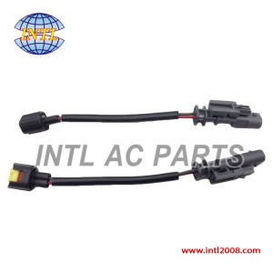 NEW A/C Compressor Electronic Control Valve Connector Wire Harness for VALEO Mercedes BENZ