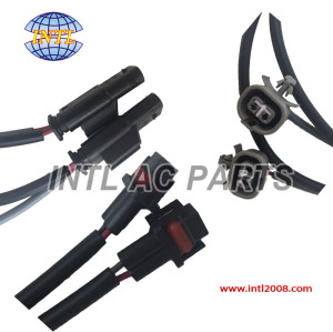 NEW A/C Compressor Electronic Control Valve Connector Wire Harness for new BMW