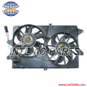 F8RZ 8C607GE/95BB-8146BC-DC For FORD MONDEO Radiator Fan