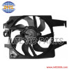 Radiator cooling fan assy OE 3N218C607AD  FORD FIESTA