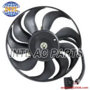 Car Radiator Fan 6QD959455B Cooling Fan for VW POLO