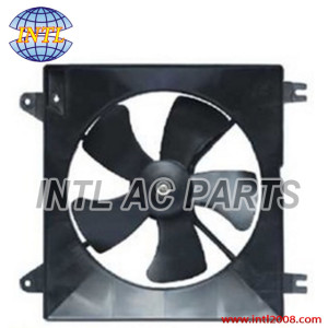 Black Auto Radiator Cooling Fan For BUICK SGM EXCELLE OPTRA OEM 5484573 96553364 96553375