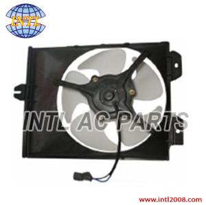 Radiator Fan Auto Cooling Fan Condenser Fan For MITSUBISHI LANCER  MIRAGE 1997-2002