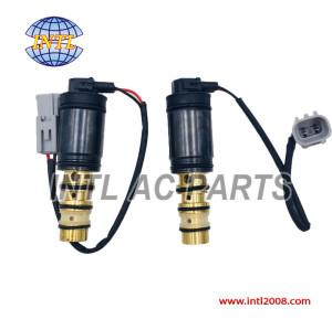 DENSO 6SEU16 6SEU16C 6SEU Compressor Electronic Control Valve toyota camry/ RAV4 /Hiace / Harrier etc