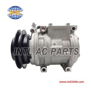 R 134a A/C air con COMPRESSOR Pump Denso 10PA15C for HYUNDAI/ Daewoo/Toyota 4Runner 8832035270 0K01B61450C
