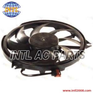 Fan for Peugeot 206 125384 Car radiator fan 12V DC