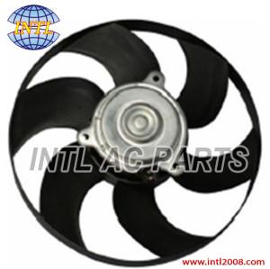Auto Parts PEUGEOT 405 Car Radiator Parts Electric Car fan Radiator Cooling Fan 1253.66