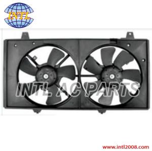 Electric Motor Auto Cooling Fan For MAZDA 6 Hatchback Estate OEM AJ57-15-210C L33015025A